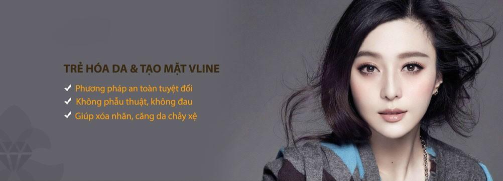 Tạo hình khuôn mặt Vline - Thẩm mỹ viện Nguyễn Thế Thạnh